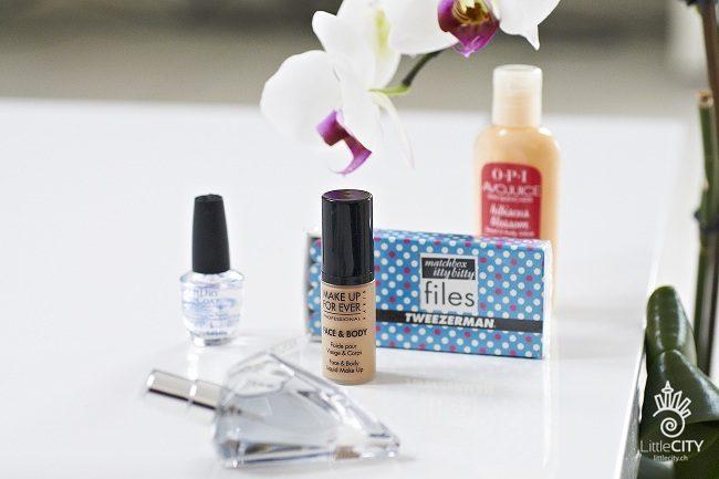 Beautybox Produkte OPI Mugler