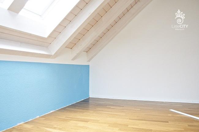 tipps farbige w nde streichen abkleben sockelleisten. Black Bedroom Furniture Sets. Home Design Ideas