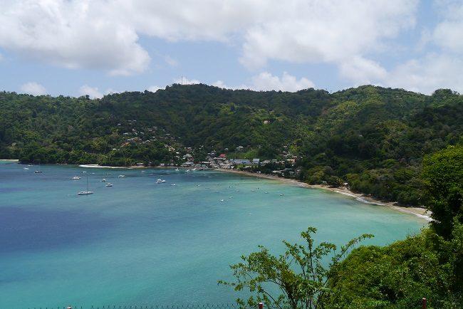 Tobago Charlotteville Bay