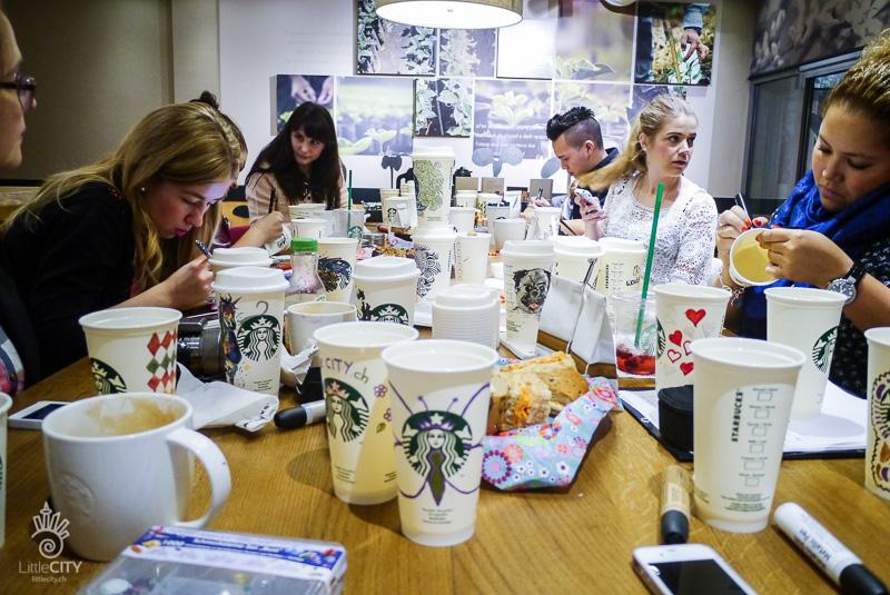 Starbucks Bloggerevent Zürich_Reusable Cup-1050994