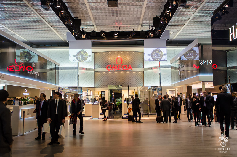 Baselworld 2014 Carl F. Bucherer Bloggerevent-22