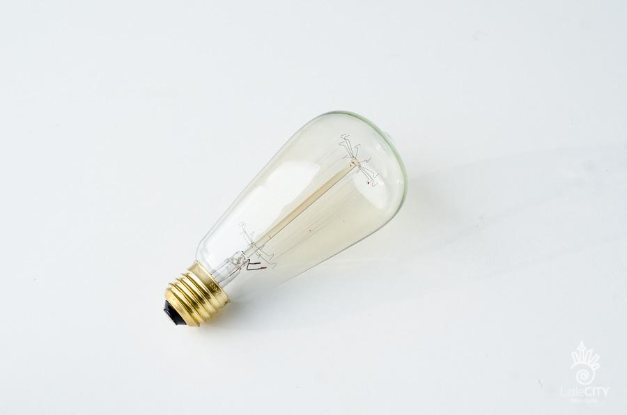 Glühbirne Edison Deko (1 von 6)