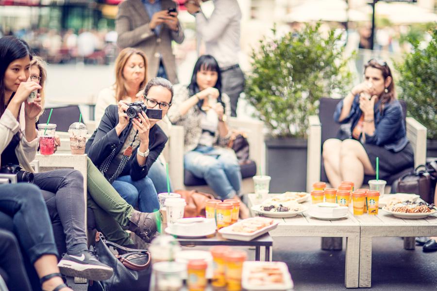 Starbucks Blogger Event Clifford Lilley (3 von 8)-2