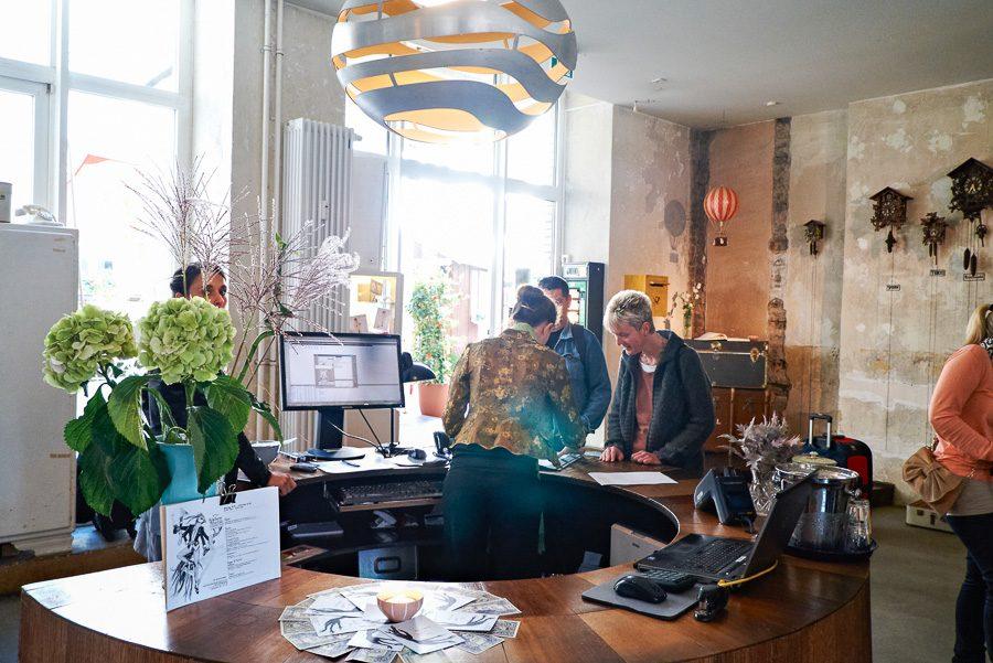 Berlin Michelberger Hotel Blog Tipp
