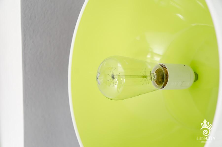 DIY Lampe Salatschüssel Stativ_9-2