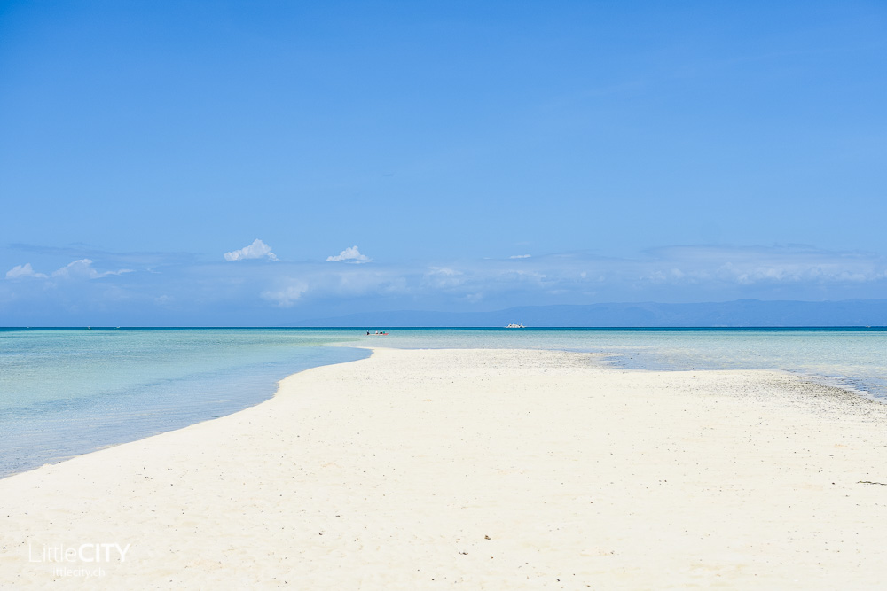 Virgin Island Bohol Philippinen