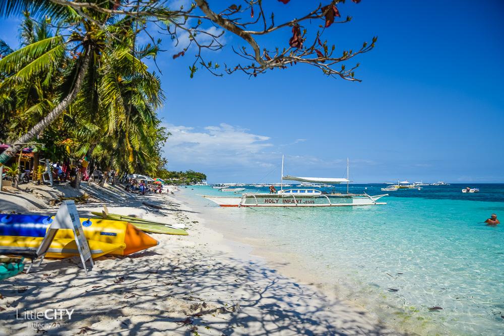 Bohol Reisetipps Panglao Philippinen