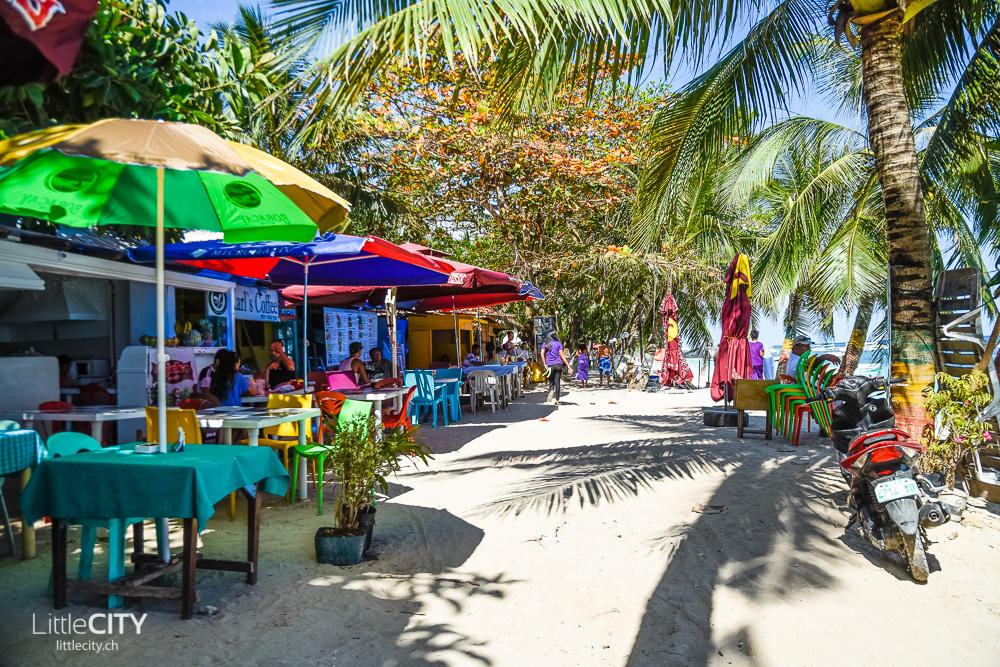 Bohol Panglao Alona Beach Restaurants