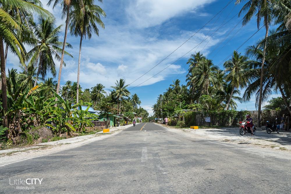 Siquijor Reisetipps San Juan Streets