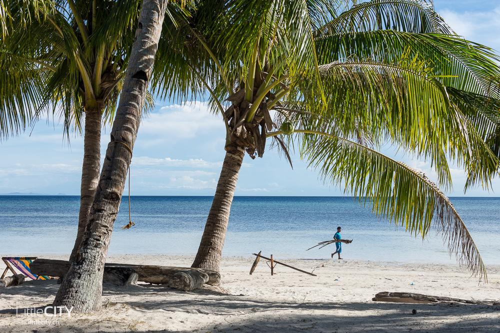 Siquijor Reisetipps San Juan Beach