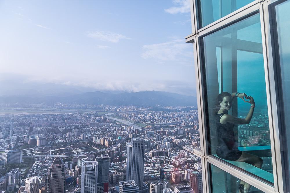 Taipeh 101 Tower Schweizer Reiseblog