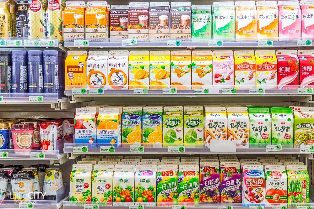 Taiwan Supermarkt 7 11-4