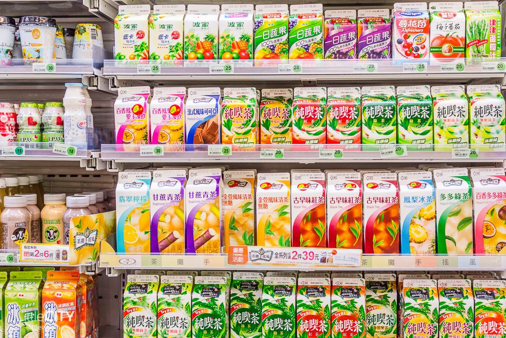 Taiwan Supermarkt 7 11-5