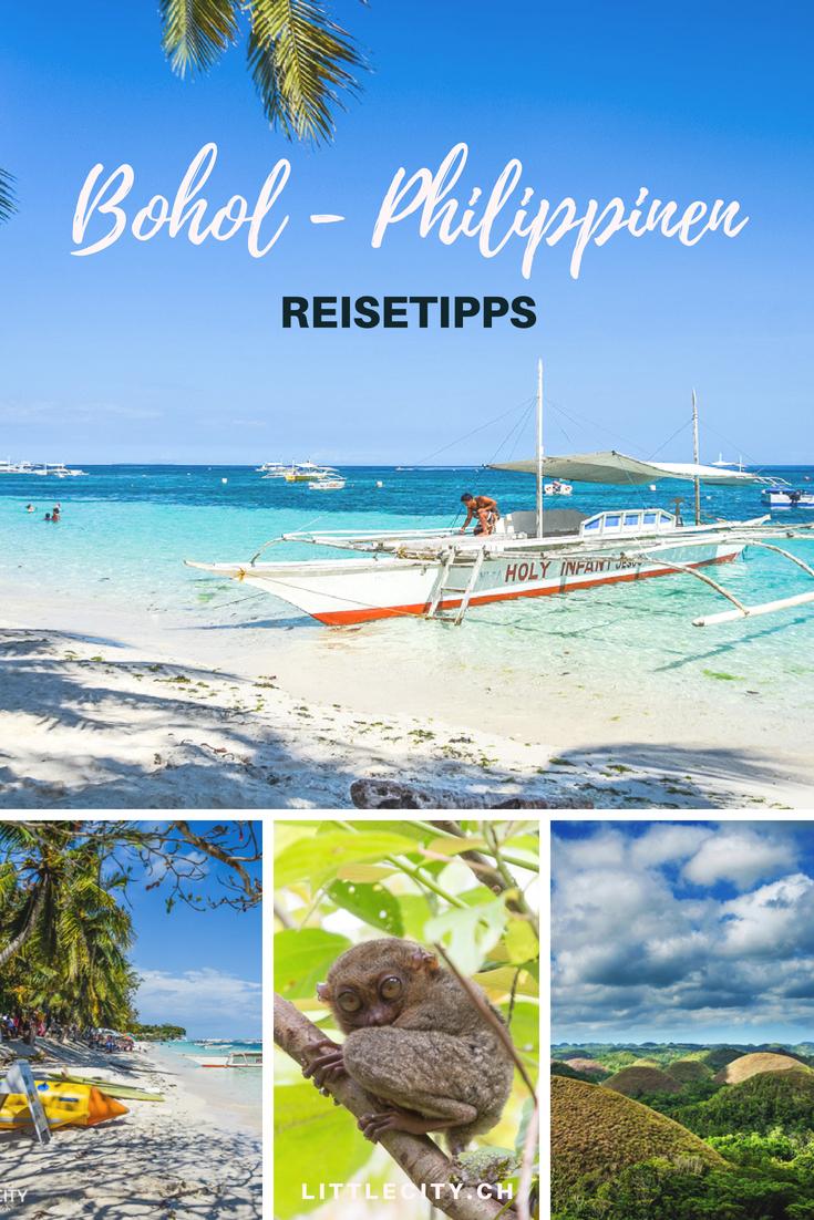 Bohol Reisetipps Sehenswürdigkeiten