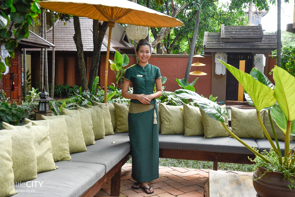Chiang Mai Reisetipp Massage Oasis Spa