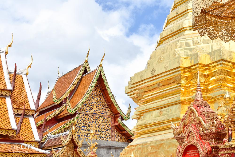 Chiang Mai Reisetipp Wat Prathat Doi Suthep