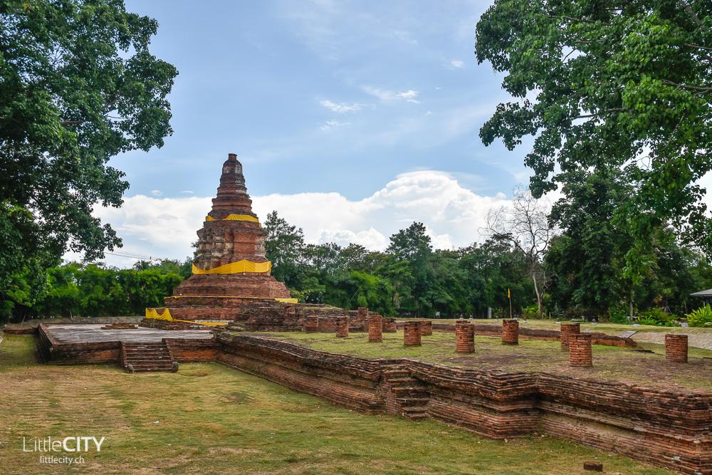 Chiang Mai Reisetipp Wiang Kum Kam