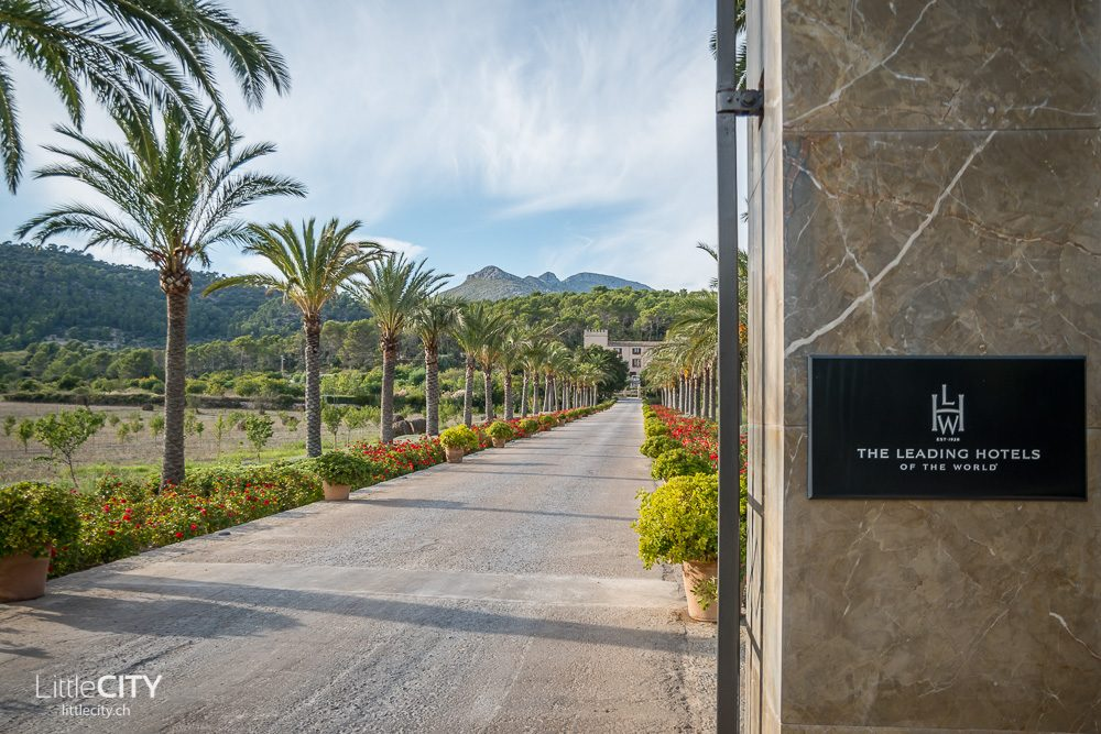 Castell Son Clarent Leading Hotels of the World