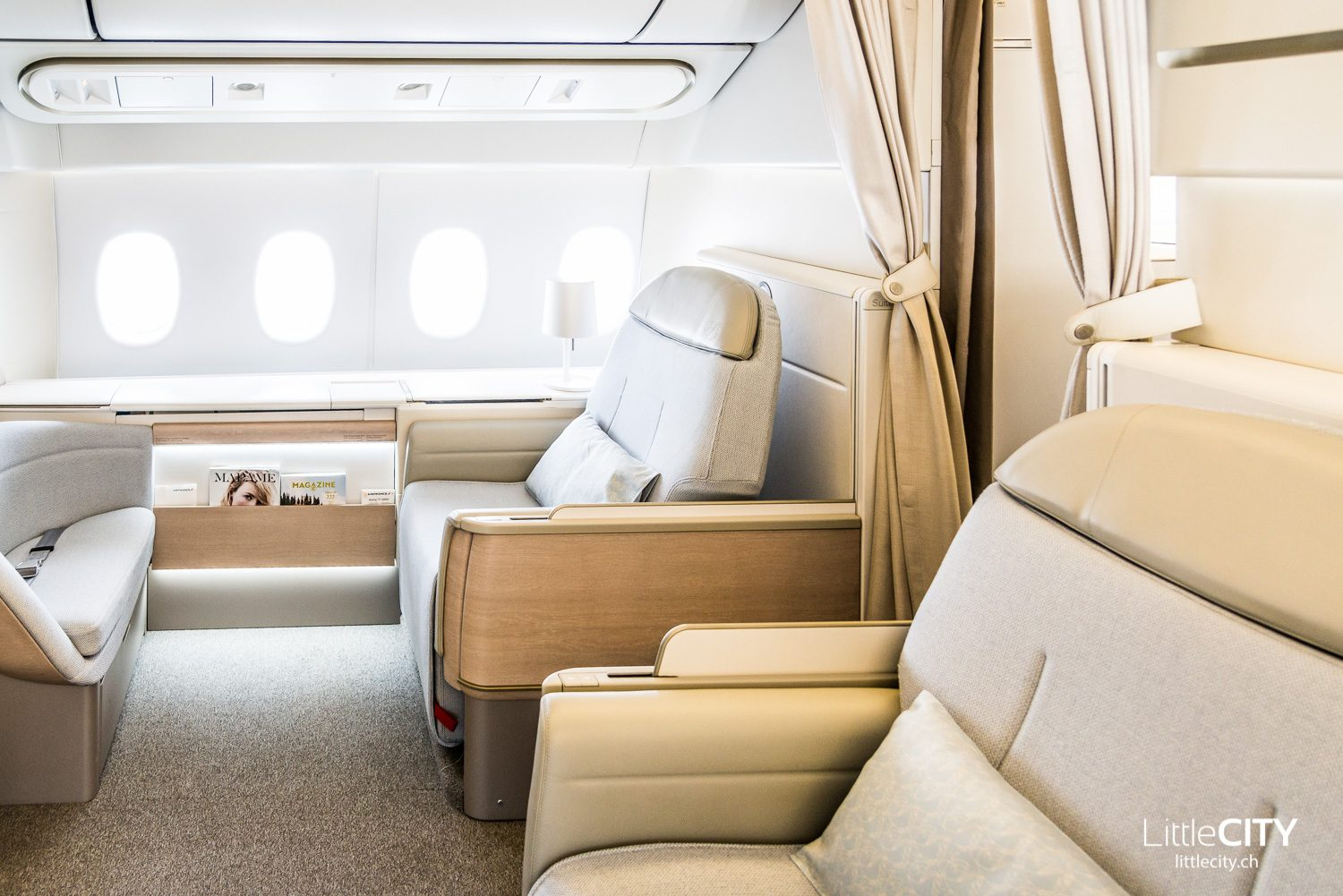 Air France A380 La Première First Class