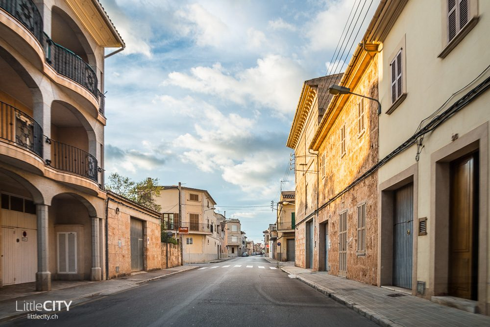 Mallorca Reisetipps - Mallorquinisches Dörfchen