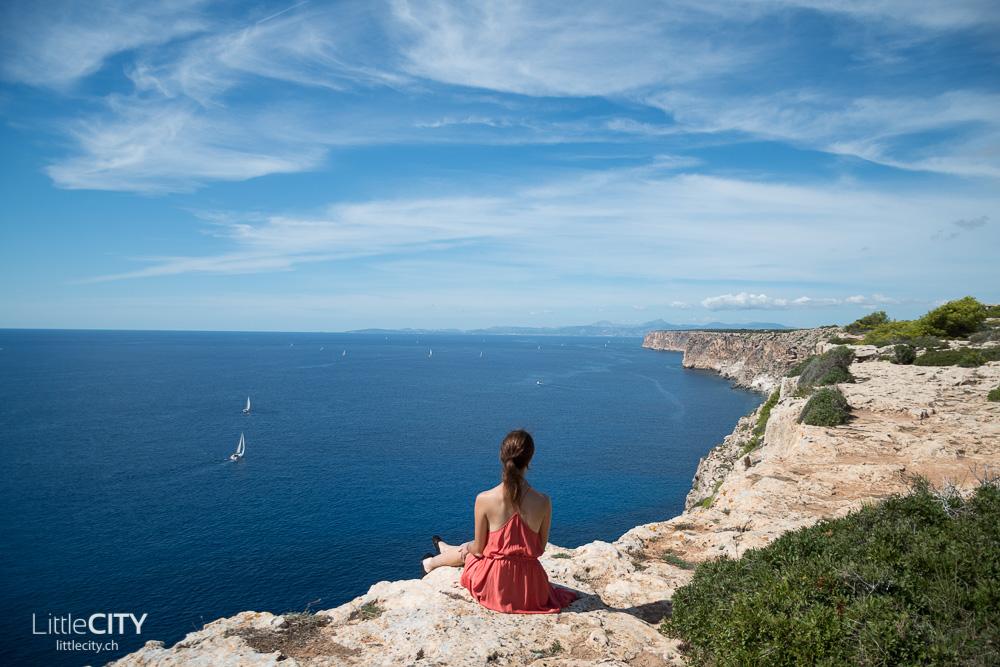Mallorca Reisetipps: Far del Cap Blanc Küste - Reiseblog