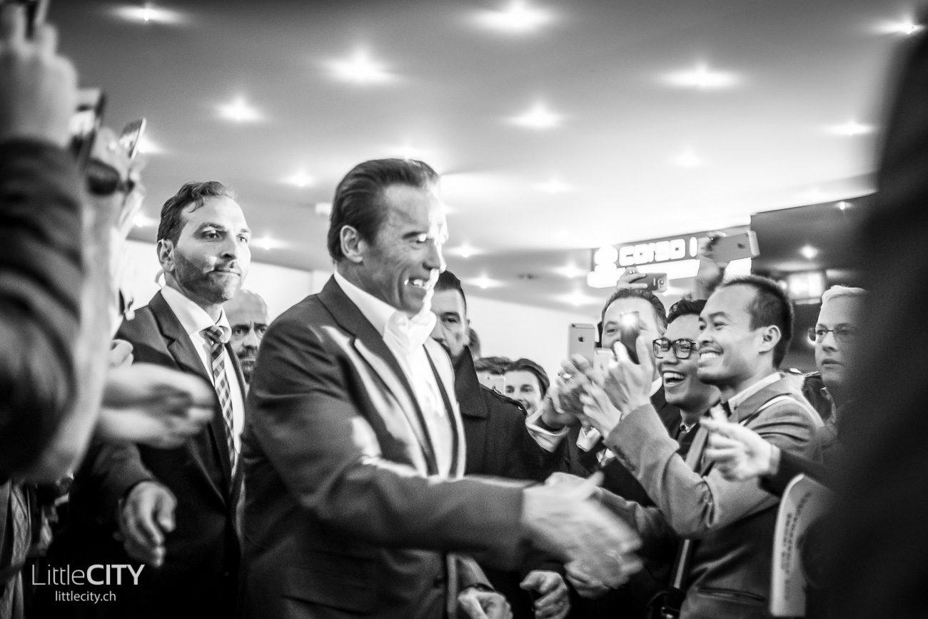ZFF Arnold Schwarzenegger Golden Icon Award (3 von 5)
