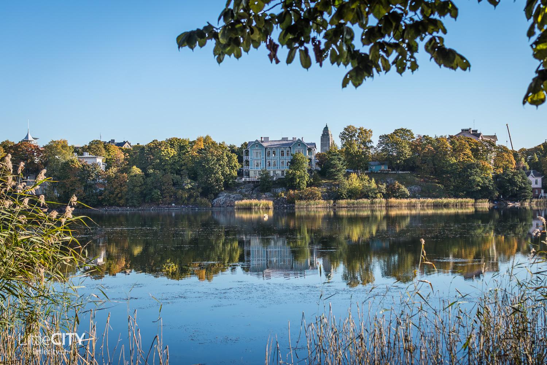 Helsinki Reisetipps: Töölönlahti See