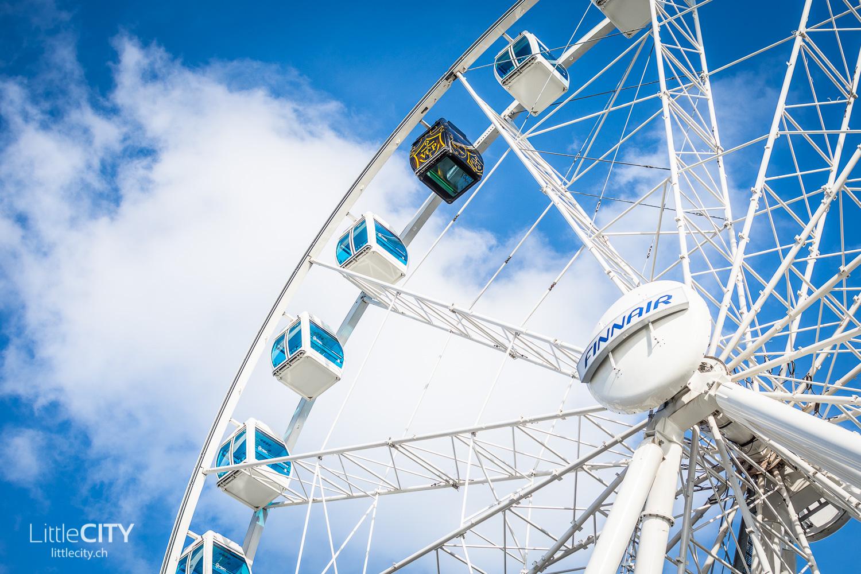 Helsinki Städtetrip Riesenrad
