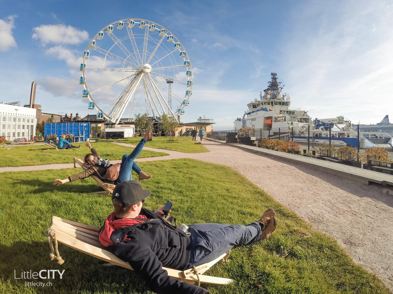 Helsinki Städtetrip Reisetipps