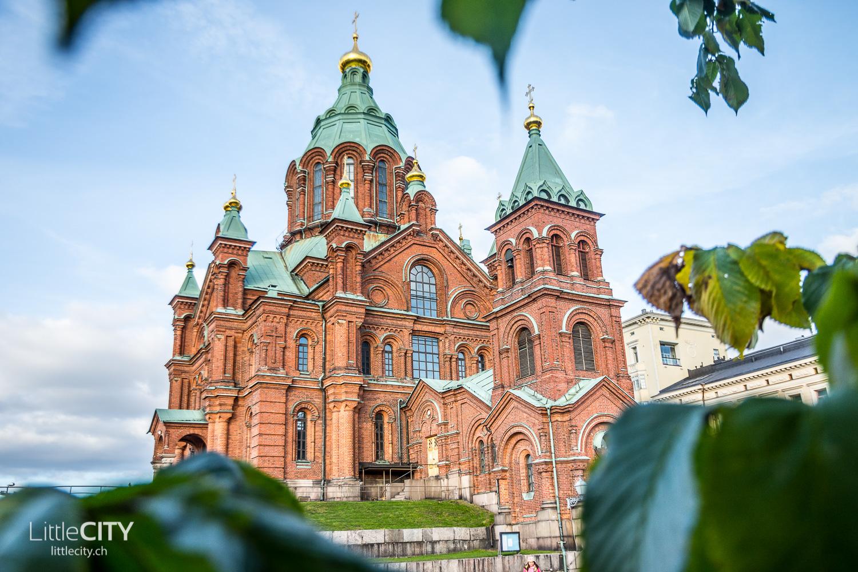 Helsinki Reisetipps: Uspenski Kathedrale