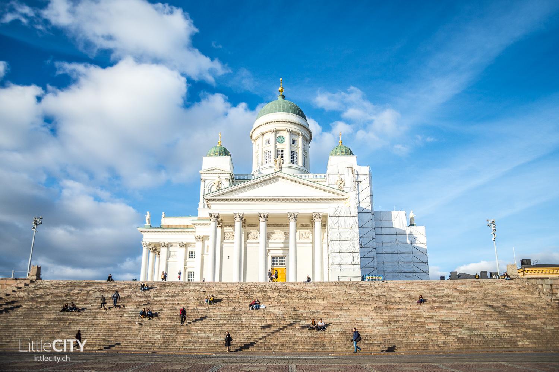 Dom von Helsinki Helsingin tuomiokirkko