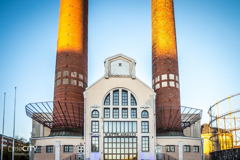 Katilahalla Electrolux Design Lab 2015 Helsinki