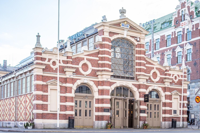 Helsinki Reisetipps: Old Market Hall