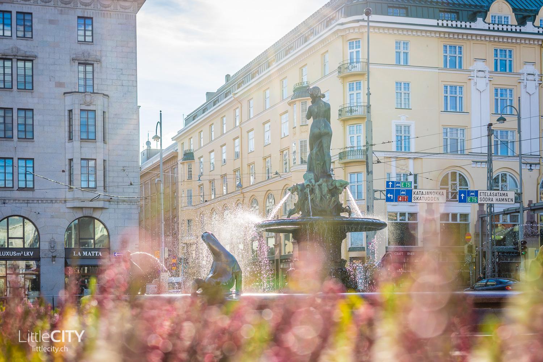 Helsinki Reisetipps: Städtetrip Altstadt