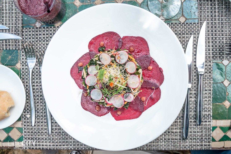 Ibiza Agriturismo Altzaro Microbiotic Quinoa Salad