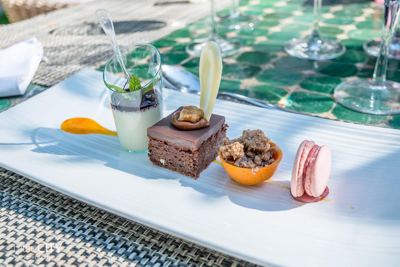 Ibiza Agriturismo Altzaro Finca Hotel Dessert