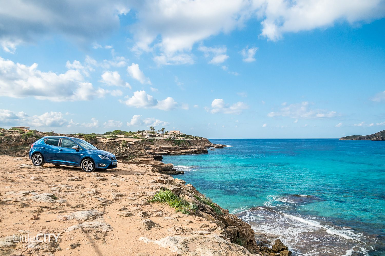 Ibiza Cala Compte - Roadtrip Seat Ibiza