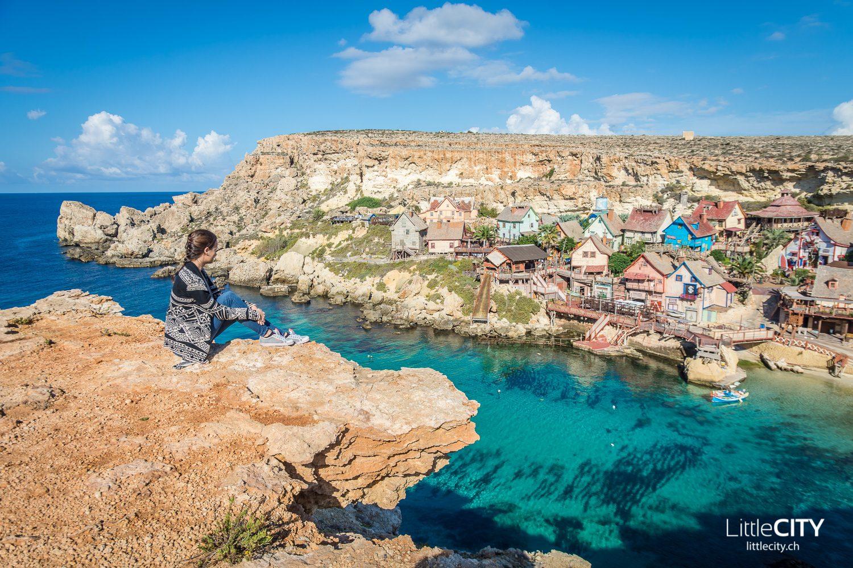 Malta Reisetipp Popey Village