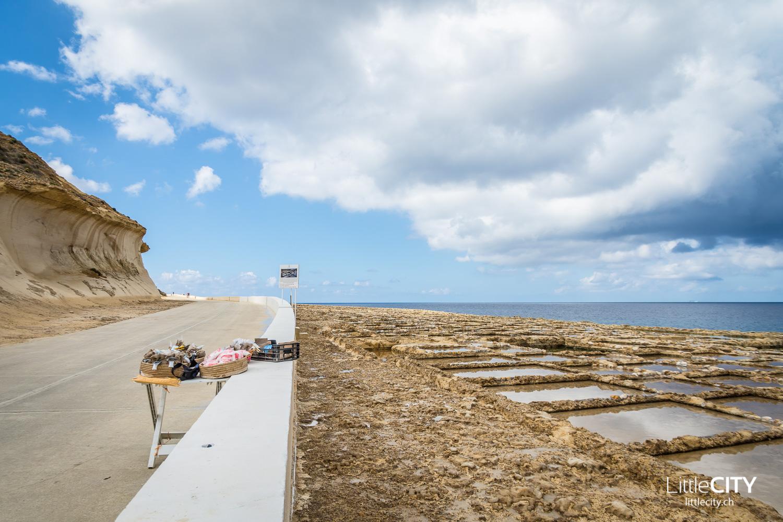 Gozo Malta - Salz - Reisetipps