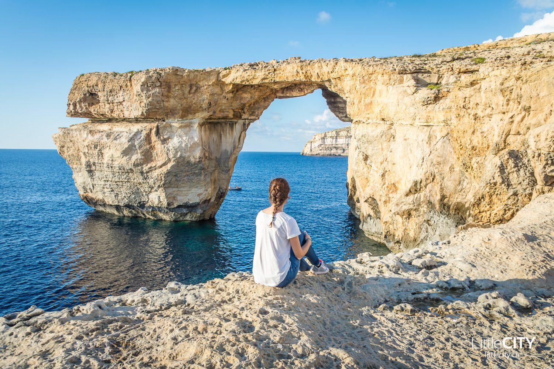 Gozo Malta Blue Window Reisetipps