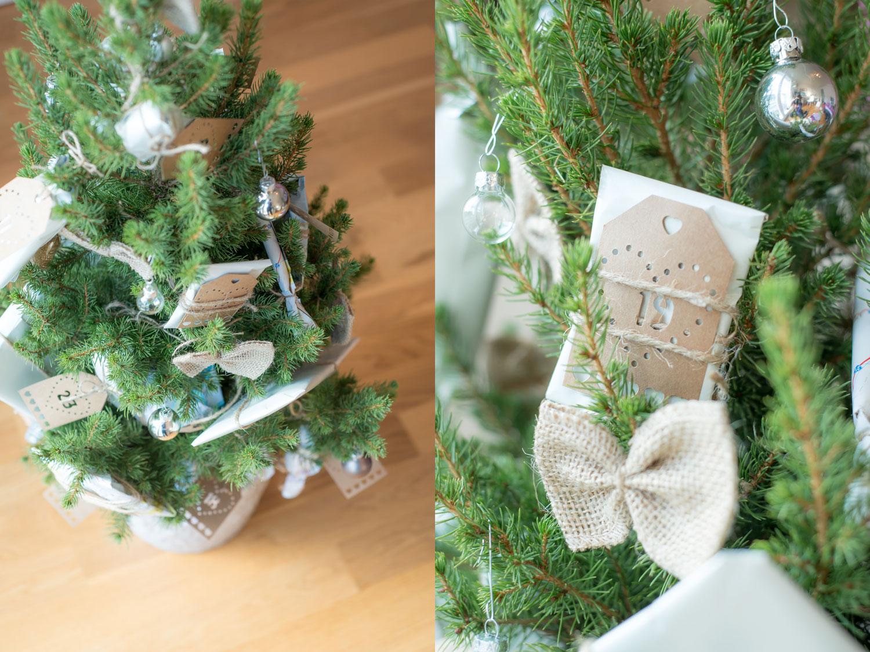 Weihnachtskalender Tannenbaum.Diy Adventskalender Tannenbaum Reiseblog Food Lifestyle Blog