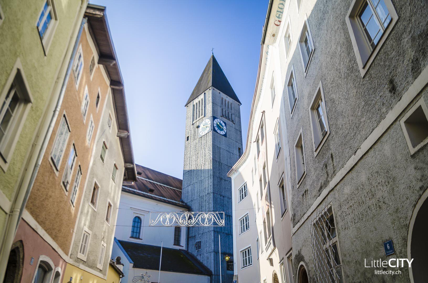 Hallein Salzburger Land Stille Nacht Heilige Nacht