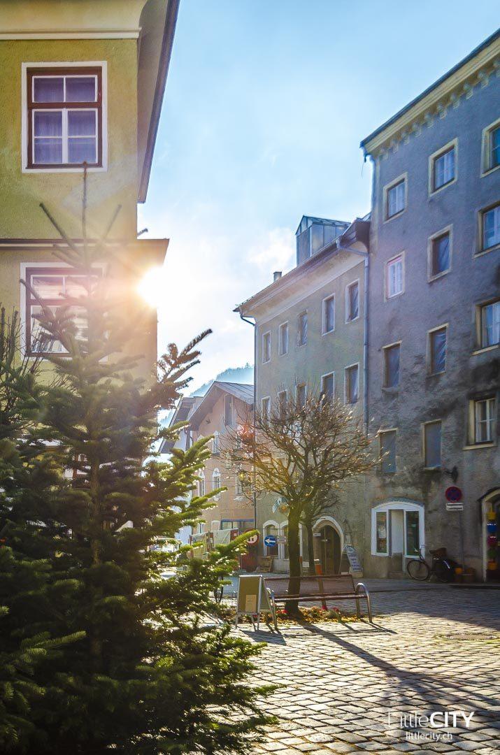 Hallein Salzburger Land Weihnachten