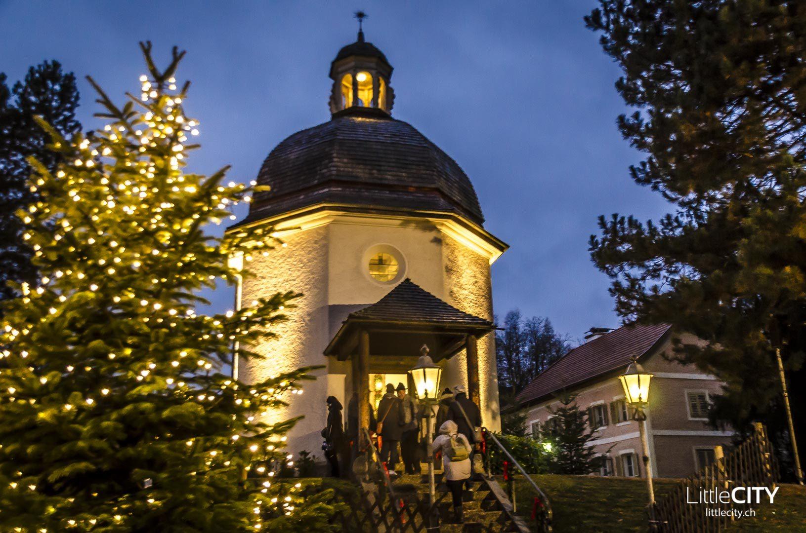Salzburger Land Stille Nacht Heilige Nacht-6319