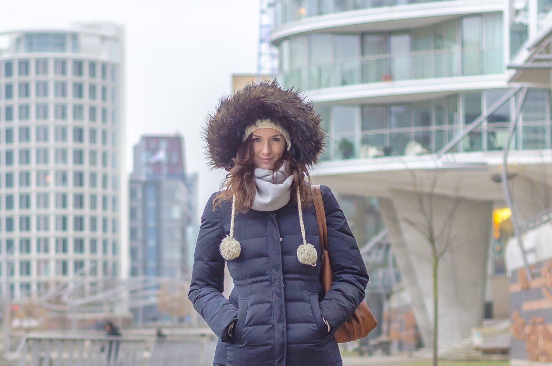 Hafencity im Winter - Valeria LittleCITY