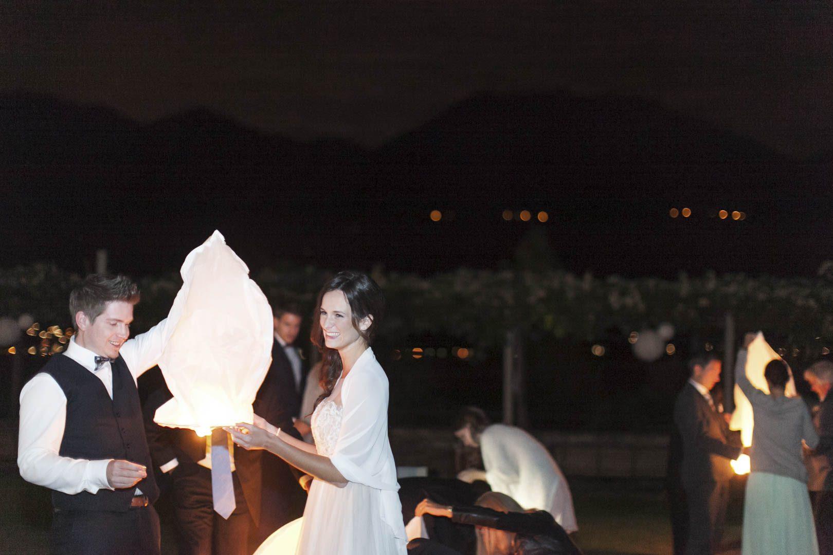 Hochzeit LittleCITY Heissluftballone