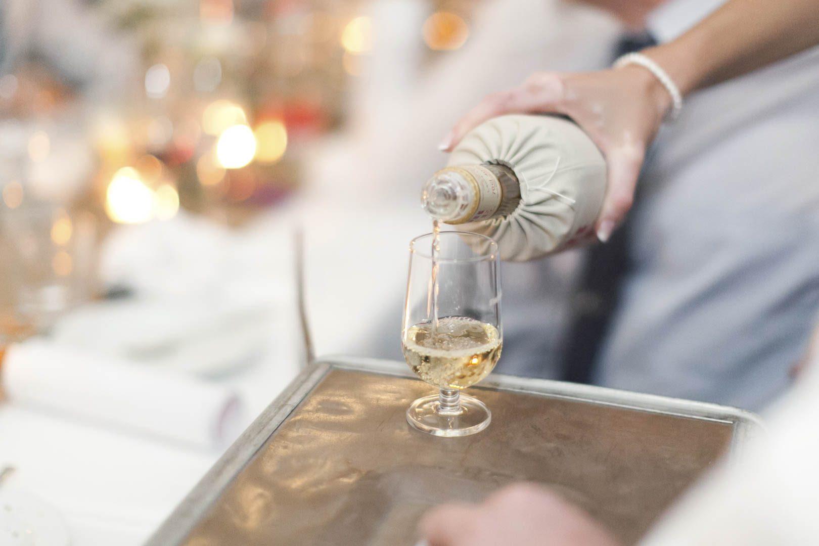 Hochzeitsfeier Abend Grappa The Wedding Day