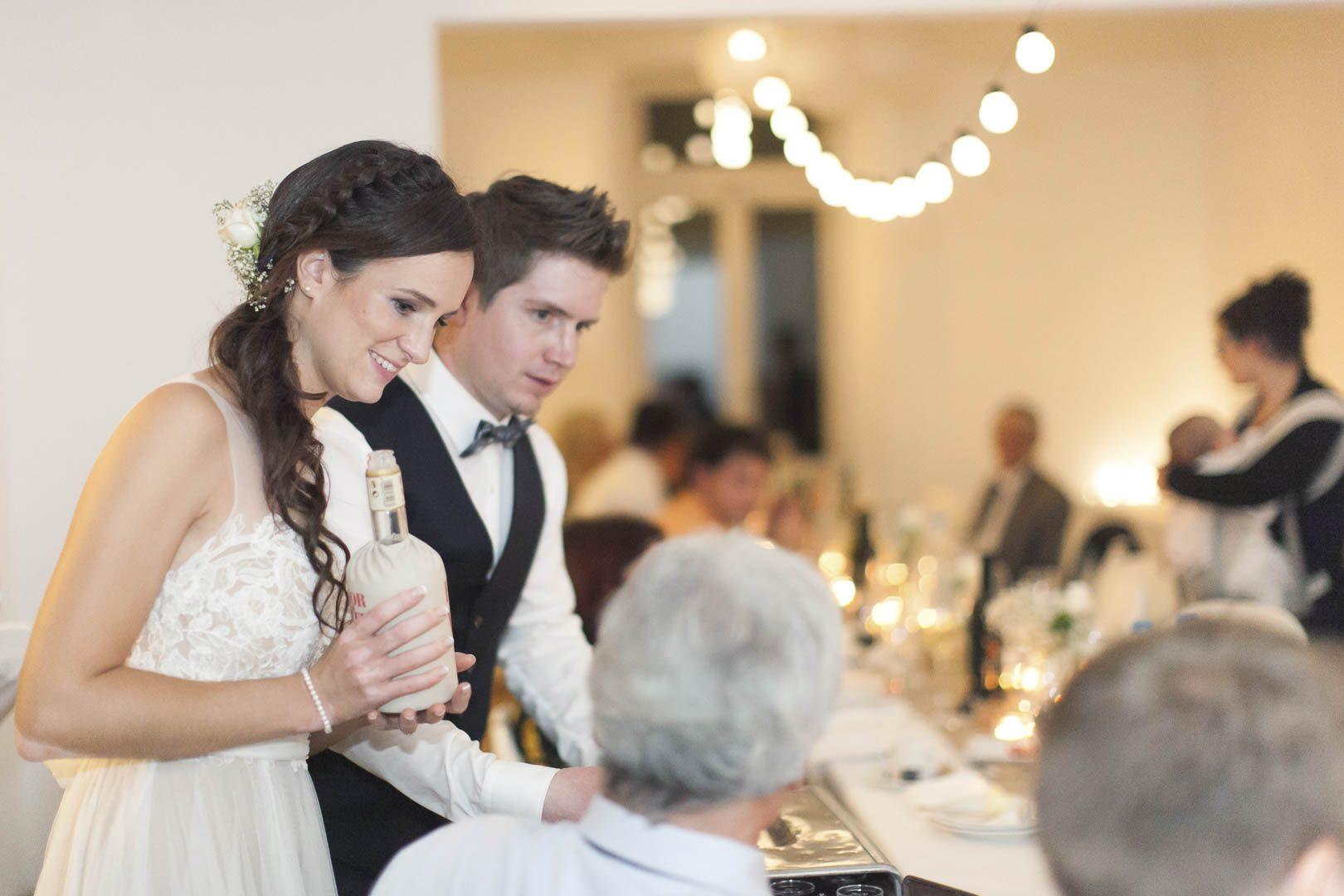 Hochzeitsfeier Abend Valeria & Adi
