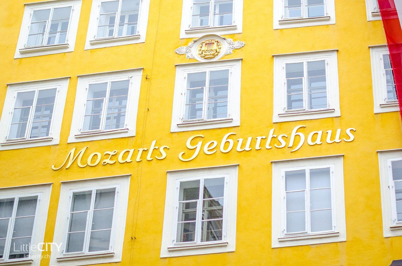 Salzburg Reisetipp Mozart Geburts- Wohnhaus