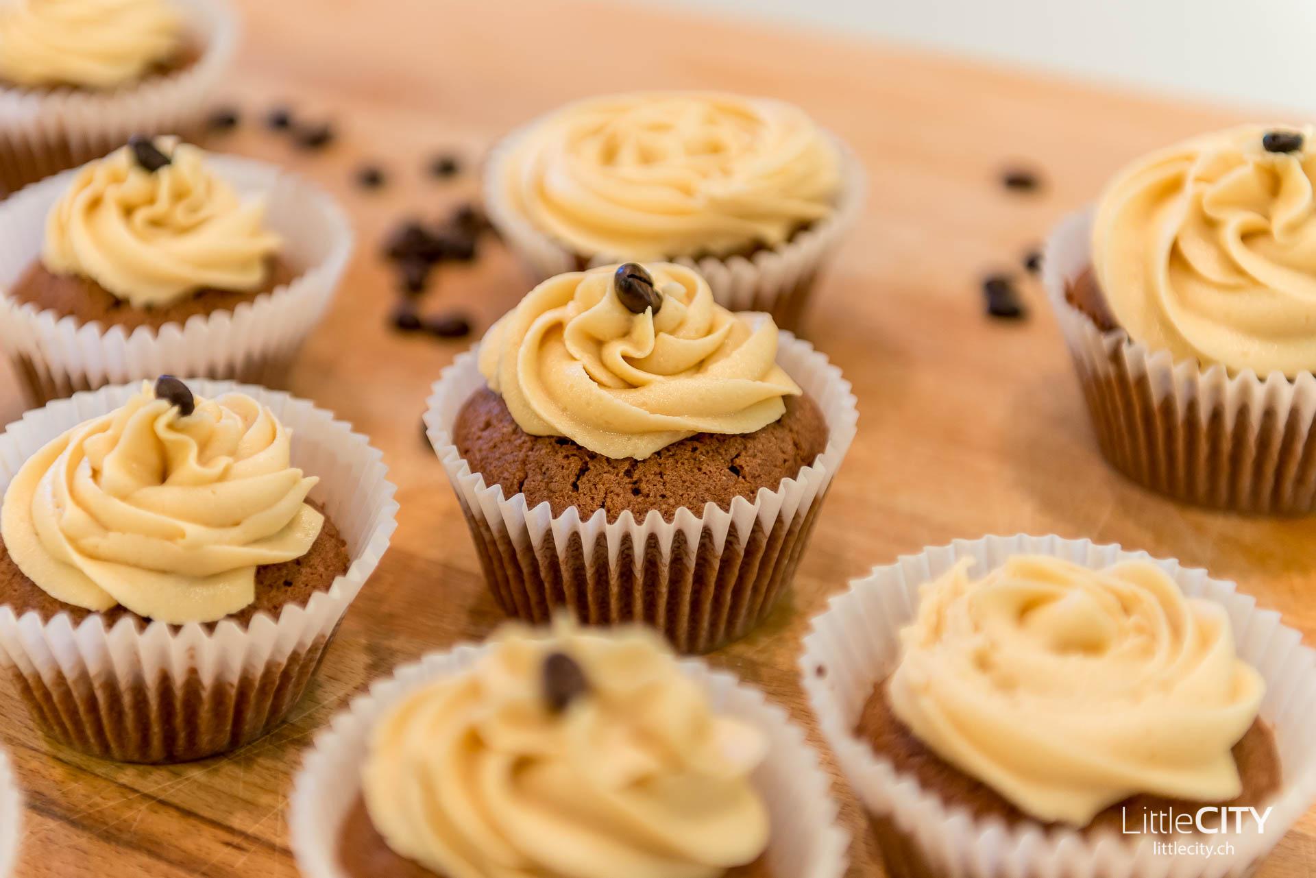 Espresso Cupcakes Rezept-4